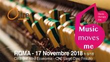Convegno di Musicoterapia Music moves me
