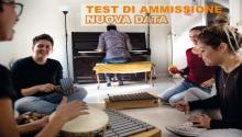 Test di Ammissione Scuola di Musicoterapia | A.A. 2019