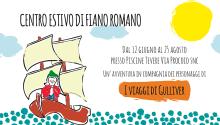 Centro Estivo di Fiano Romano 2017