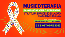 Musicoterapia in oncologia e nelle cure palliative